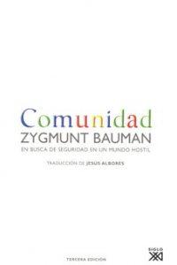 Descargar Comunidad Bauman Zygmunt