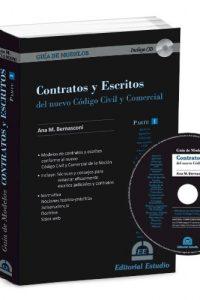 Descargar Contratos Y Escritos ( Parte 1 ) + Cd Bernasconi Ana M.