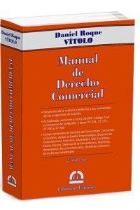 Descargar Manual De Derecho Comercial Vitolo Daniel Roque