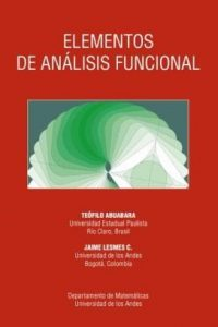 Descargar Elementos De Analisis Funcional Jaime Lesmes >