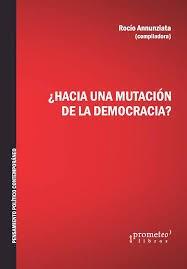 Descargar Hacia Una Mutacion De La Democracia ? Annunziata Rocio