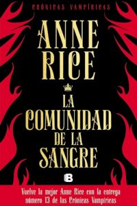 Descargar La Comunidad De La Sangre Rice Anne
