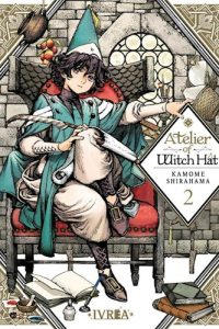 Descargar 2. Atelier Of Witch Hat Shirahama Kamone