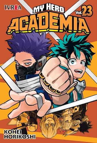 Libro 23. My Hero Academia