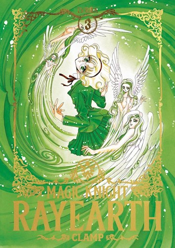 Libro 3. Magic Knight Rayearth