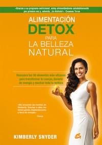Libro Alimentacion Detox Para La Belleza Natural