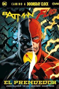 Descargar Batman / Flash: El Prendedor Williamson