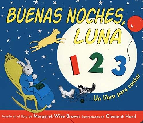 Libro Buenas Noches , Luna 1 2 3