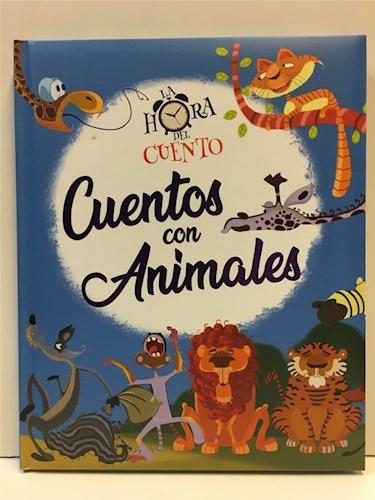 Libro Cuentos Con Animales - La Hora Del Cuento