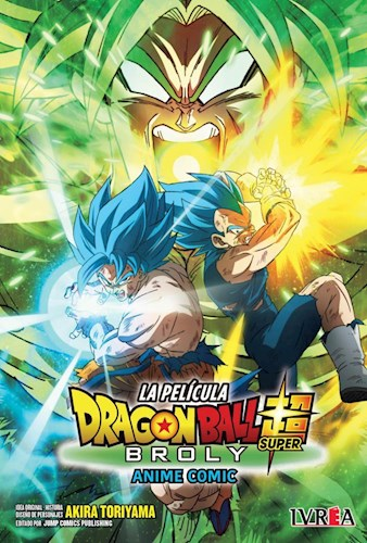 Libro Dragon Ball Super : Broly