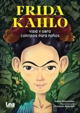 Libro Frida Kahlo Contada Para Ni/Os