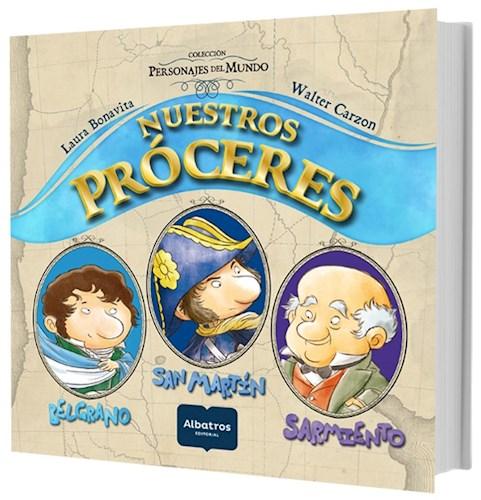 Libro Nuestros Proceres
