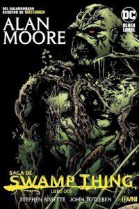 Descargar Saga De Swamp Thing Libro Dos Moore Alan