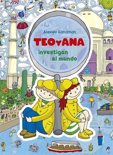 Libro Teo Y Ana  Investigan El Mundo