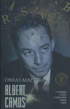 Libro Albet Camus - Obras Maestras
