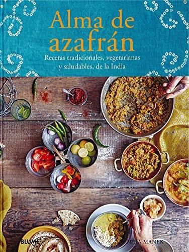 Libro Alma De Azafran