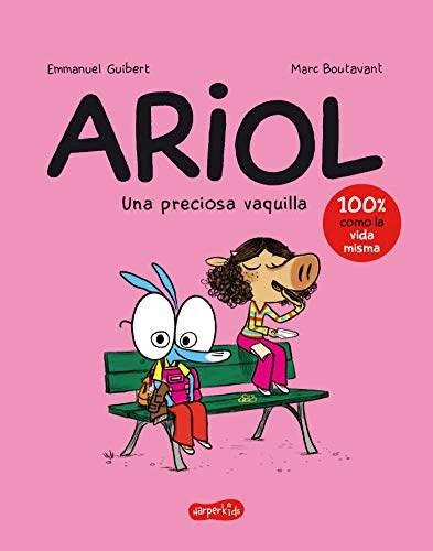Libro Ariol , Una Preciosa Vaquilla