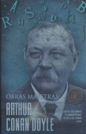 Libro Arthur Conan Doyle - Obras Maestras