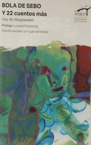Libro Bola De Sebo - Mirlo Pocket