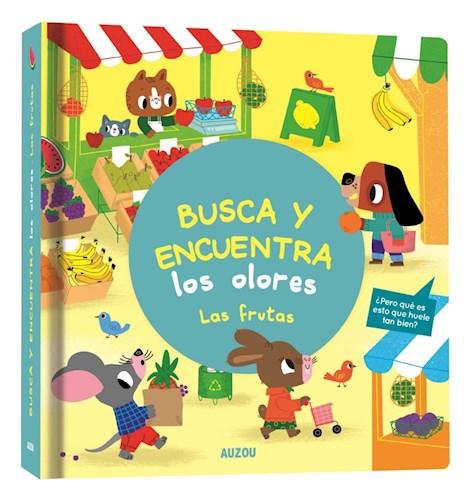 Libro Busca Y Encuentra Los Olores : Las Frutas