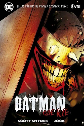 Libro El Batman Que Rie