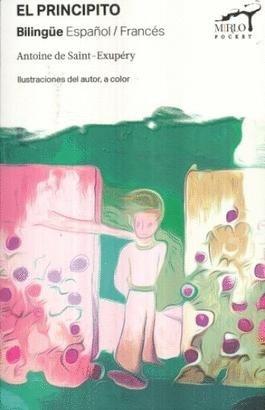 Libro El Principito Espa/Ol- Frances - Mirlo Pocket