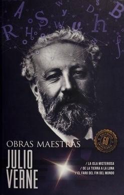Libro Julio Verne Dos - Obras Maestras