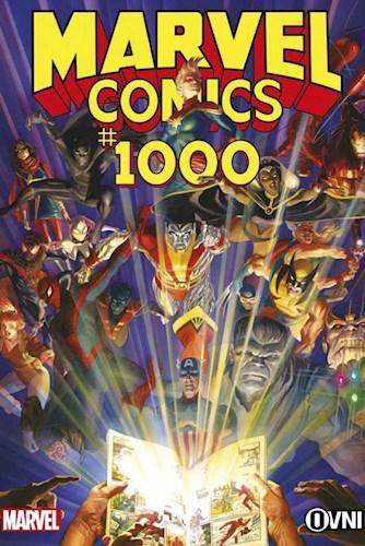 Libro Marvel Comics #1000