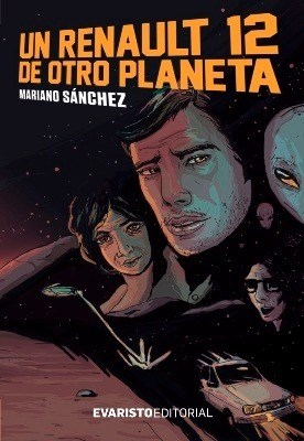 Libro Un Renault 12 De Otro Planeta