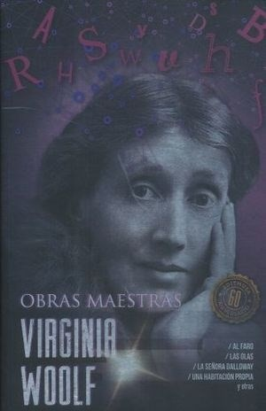 Libro Virginia Woolf - Obras Maestras