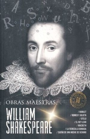 Libro William Shakespeare - Obras Maestras