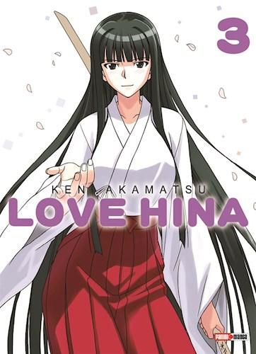 Libro 3. Love Hina