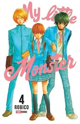Libro 4. My Little Monster