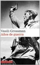Libro Años De Guerra