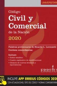 Descargar Codigo Civil Y Comercial De La Nacion ( Universitario )