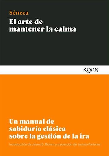 Libro El Arte De Mantener La Calma