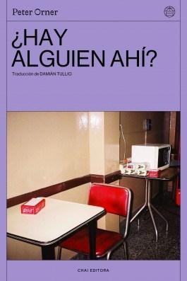 Libro Hay Alguien Ahi ?