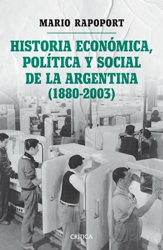 Libro Historia Economica , Politica Y Social De La Argentina