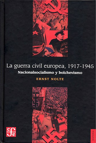 Libro La Guerra Civil Europea 1917 - 1945