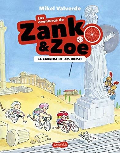 Libro Las Aventuras De Zank Y Zoe