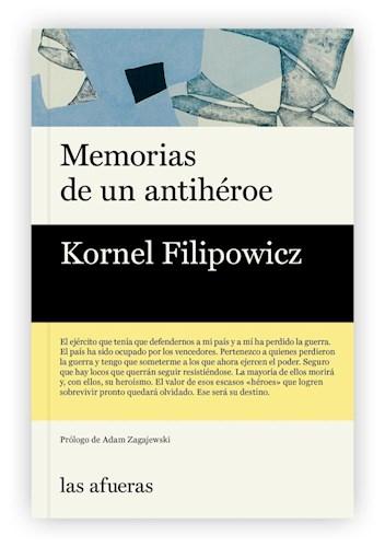 Libro Memorias De Un Antiheroe