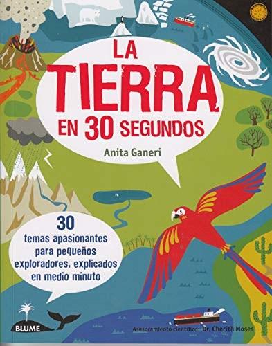 Libro Tierra En 30 Segundos
