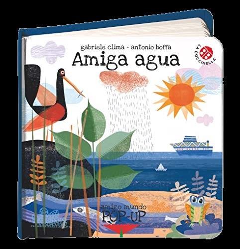 Libro Amiga Agua