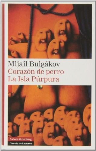Libro Corazon De Perro / La Isla Purpura