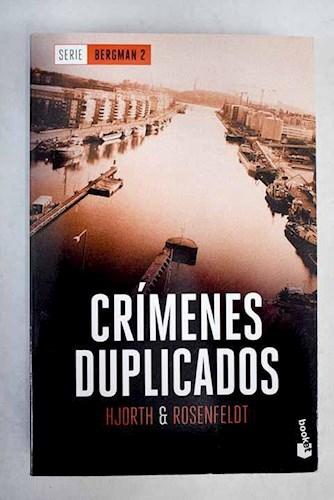 Libro Crimenes Duplicados  ( Libro 2 De La Serie Bergman )
