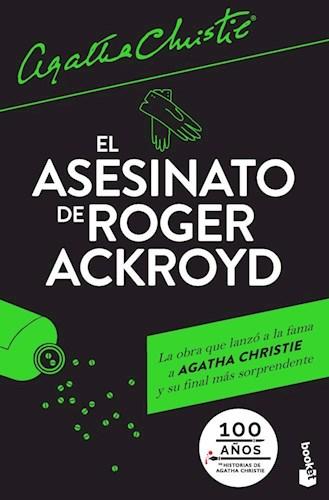 Libro El Asesinato De Roger Ackroyd