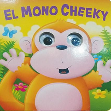 Libro El Mono Cheeky