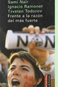 Descargar Frente A La Razon Del Mas Fuerte Vv.Aa
