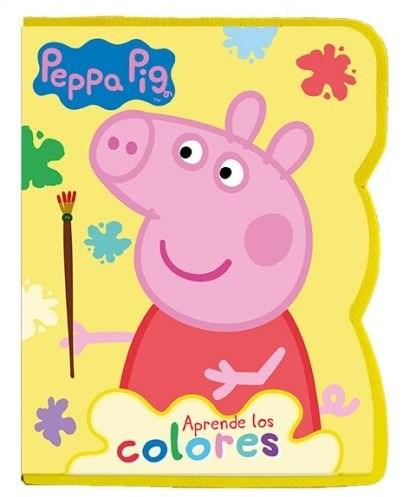 Libro Peppa Pig : Aprende Los Colores