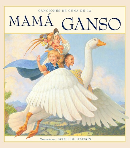Libro Canciones De Cuna De La Mama Ganso